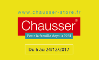 Promotion Chausser