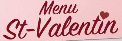 Ker Soazig & Le Bistrot de nos Terroirs fêtent la St Valentin