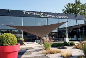 Terrasse & Dépendances