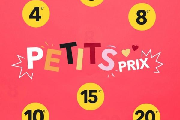 🔔 PETITS PRIX DPAM CAP MALO 🔔 C'est le moment de profiter de nos petits prix tout doux.