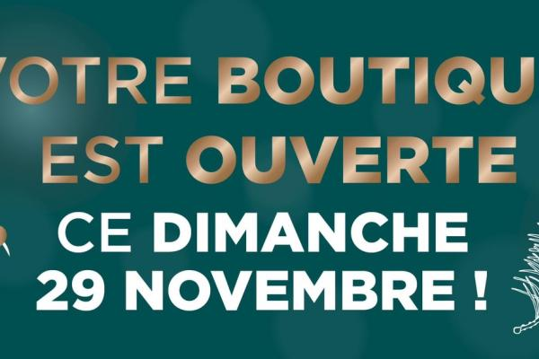 Monbana Cap-Malo ouvert ce dimanche 29 Novembre