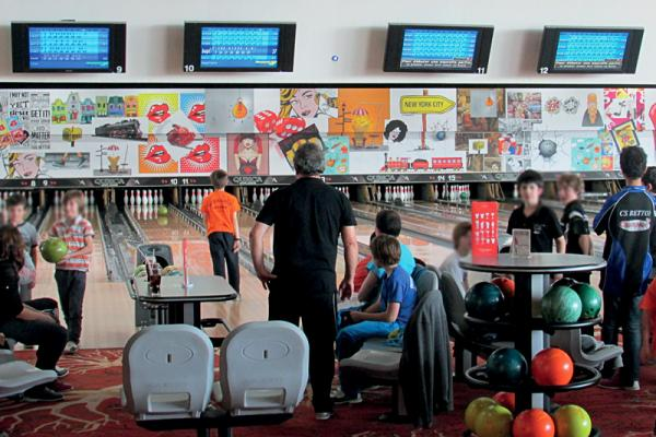 Photo n°1 Bowling Center