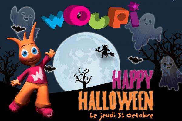 Happy Halloween au parc Woupi Cap Malo