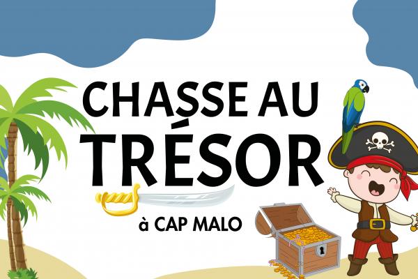 Chasse au trésor à Cap Malo