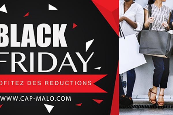 Black Friday à Cap Malo