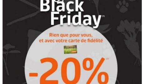 Le Black Friday au JARDILAND CAPMALO