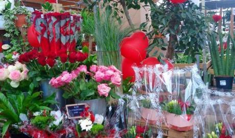 Saint Valentin à Jardiland CAPMALO