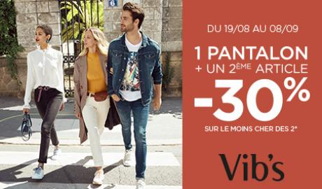 OPERATION PANTALON chez Vib's