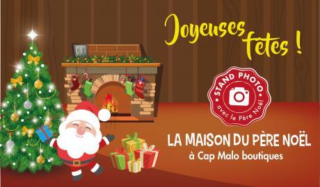Noël à Cap Malo !